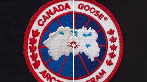 Canada Goose Files For Trademark Infringement