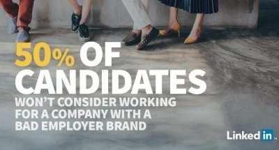 Graduate Recruiters still damaging their employers brand