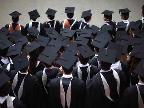 Graduates Should Remain Positive About Employment Prospects
