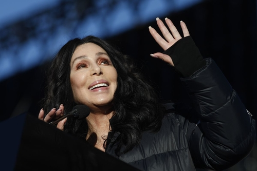 Cher, Will Ferrell, Rosie O'Donnell, Jim Carrey, Massive Attack and Steve Wozniak Have - Have You?