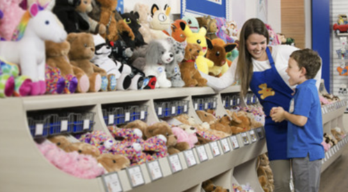 Build-A-Bear's Promotion an Outstanding Success