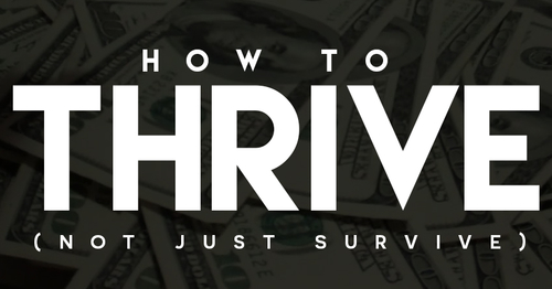 How To Thrive And Not Just Survive: Digital Marketing Edition