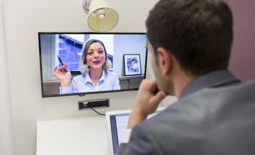 Can you offer a candidate just by Video alone?