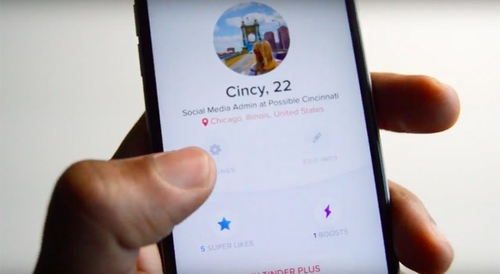 Would you swipe right for a new career?
