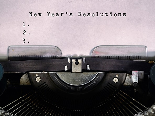 Research New Year Resolutions