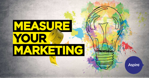 Don't Get Left Behind - Measure Your Marketing!