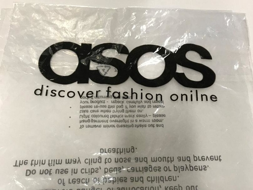 ASOS' Limited Edition Marketing