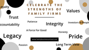 Family Firms Are Different