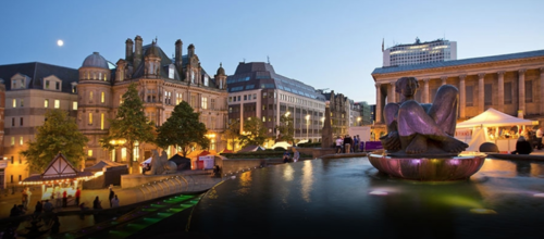 Why Birmingham is attracting professionals away from London... and retaining them!