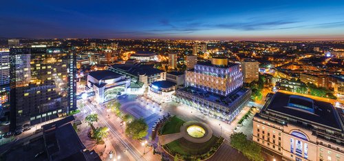 Business, Culture, Canals & the Commonwealth Games, here's why Birmingham is one of the most exciting cities in Europe!