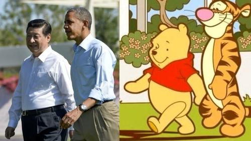 China Blocks Winnie the Pooh
