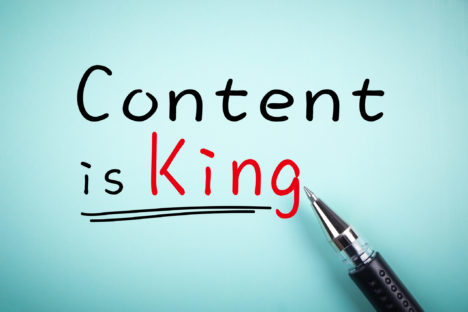 Content Marketing rated as top Marketing priority in APAC
