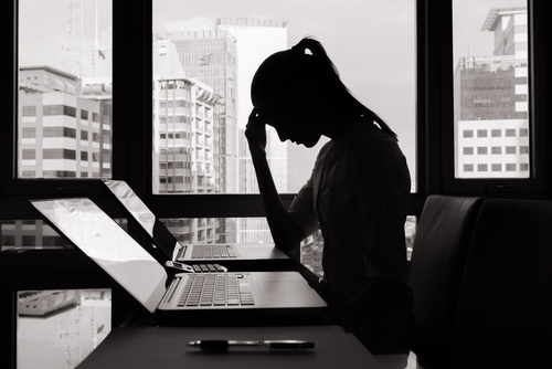 Work Stress Is Tied To Low Self-Esteem, Research Finds