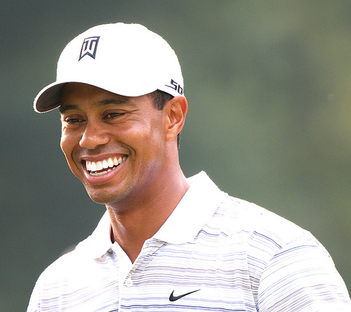 Tiger Woods and the dangers of a perfect image