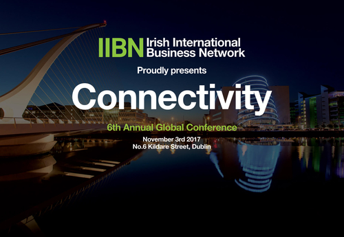Globally connecting the Irish business dots