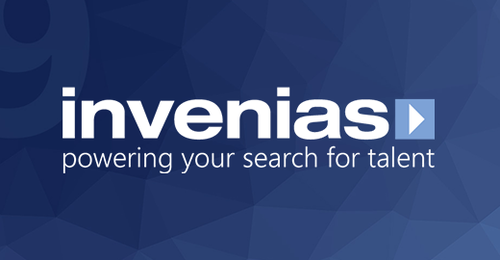 Invenias Becomes Largest Supplier to Executive Search Sector