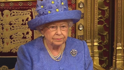 The GPDR, even the Queen's talking about it!