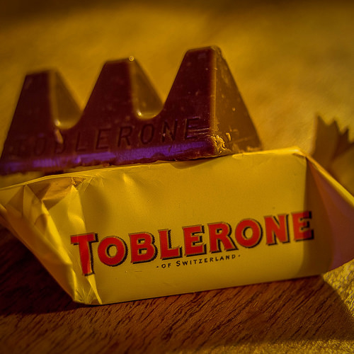Peaks to climb for Toblerone as the validity of their trademark is questioned