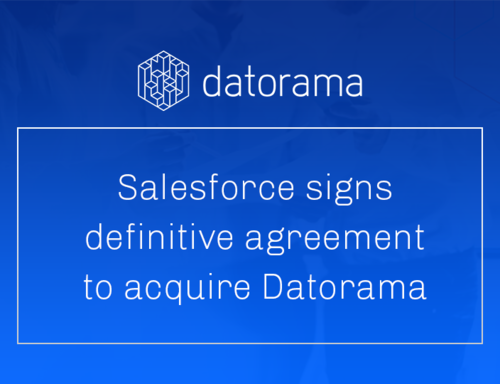 A marketing specific AI acquisition for Salesforce