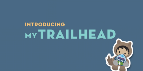 Reinvent Corporate Learning with myTrailhead