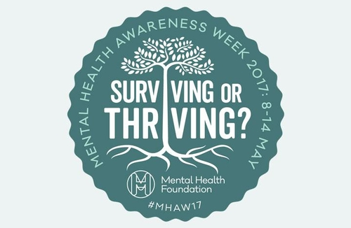 Surviving or Thriving? Mental Health Awareness Week