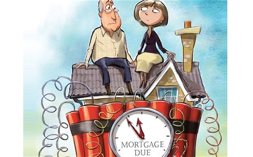 Interest Only Mortgages - a ticking timebomb?