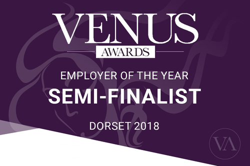'Employer of the Year' Semi-Finalist