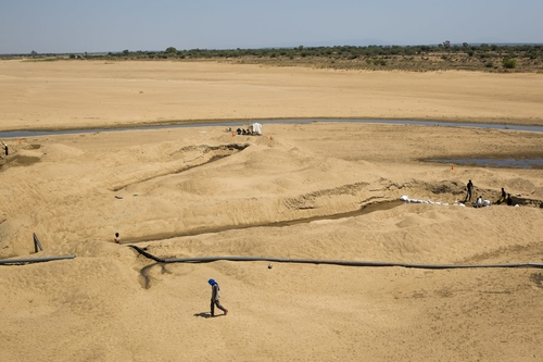 A sense of urgency reveals the true value of water