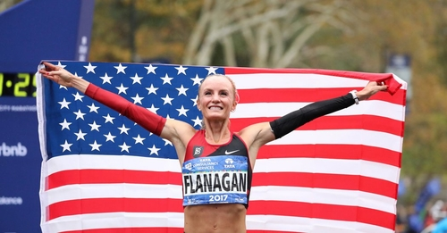 Be more Shalane. How can we learn from American distance running success?