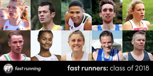 Fast Running Class of 2018