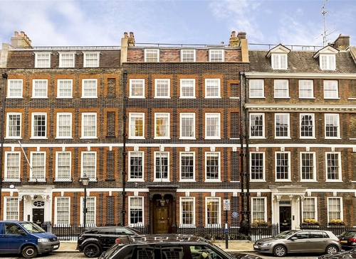 The London property market in 2018