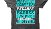 Talent Acquisition...  The one for you?