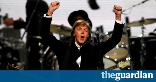Paul McCartney v Sony ATV