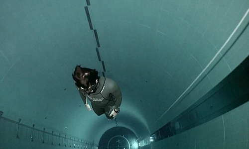 Fancy Diving 130 feet?