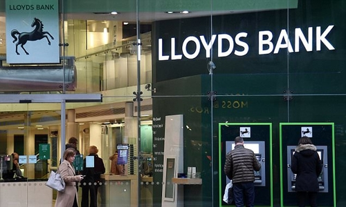 What are Lloyds doing?