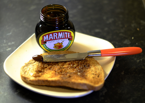 Unilever, half buttered but not quite Kraft toast
