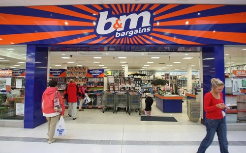 B&M swoops on Heron Foods