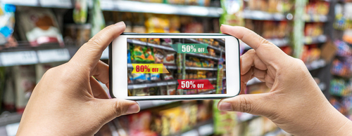 Tech to make shopping more palatable?
