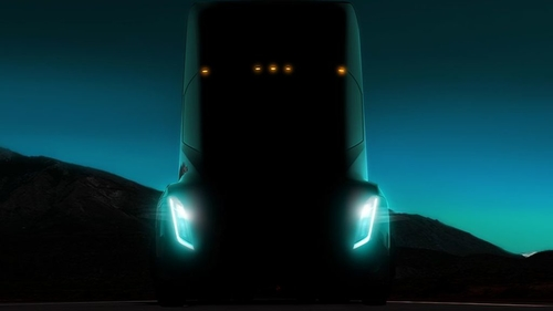 Tesla enters the competitive commercial vehicle market