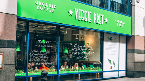Retailers catering for meat-free millennials
