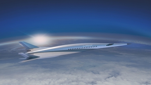 New York to London in 2 hours? Boeing unveils hypersonic airliner concept