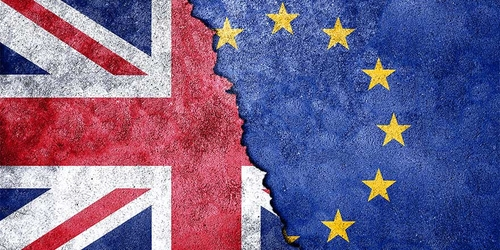 Blind Brexit and today's interest rate rise