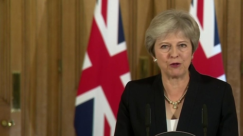 The lady's not for turning: Brexit stand off