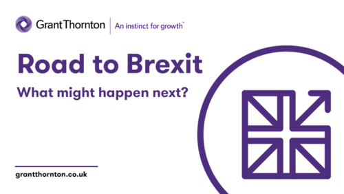 Road to Brexit: what happens now?