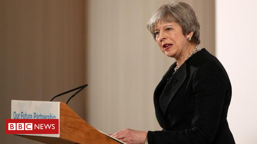 May speech: new details – little change