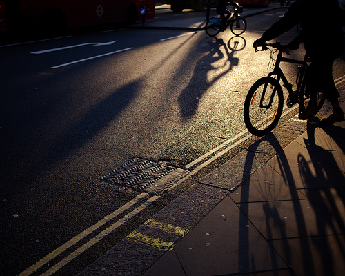 Is it time for greater sanctions against dangerous cyclists?