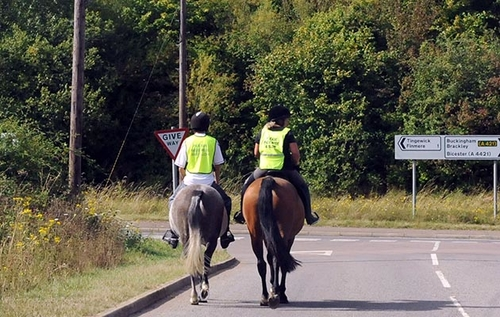 Horse riders feel like 'poor relations' on the roads