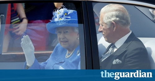 Courts in the Queen's Speech:  A New Age