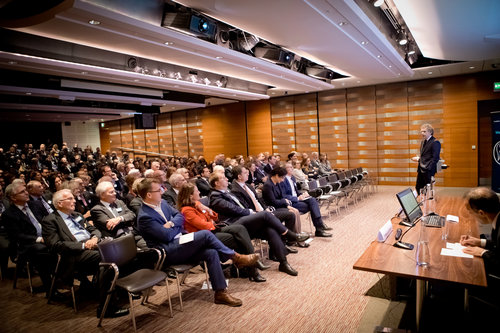 Freshfields hosts 33rd annual Freshfields and Queen Mary University arbitration lecture