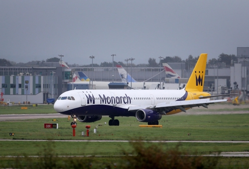 Sale of Monarch Airlines' landing and take-off slots: competition law issues?